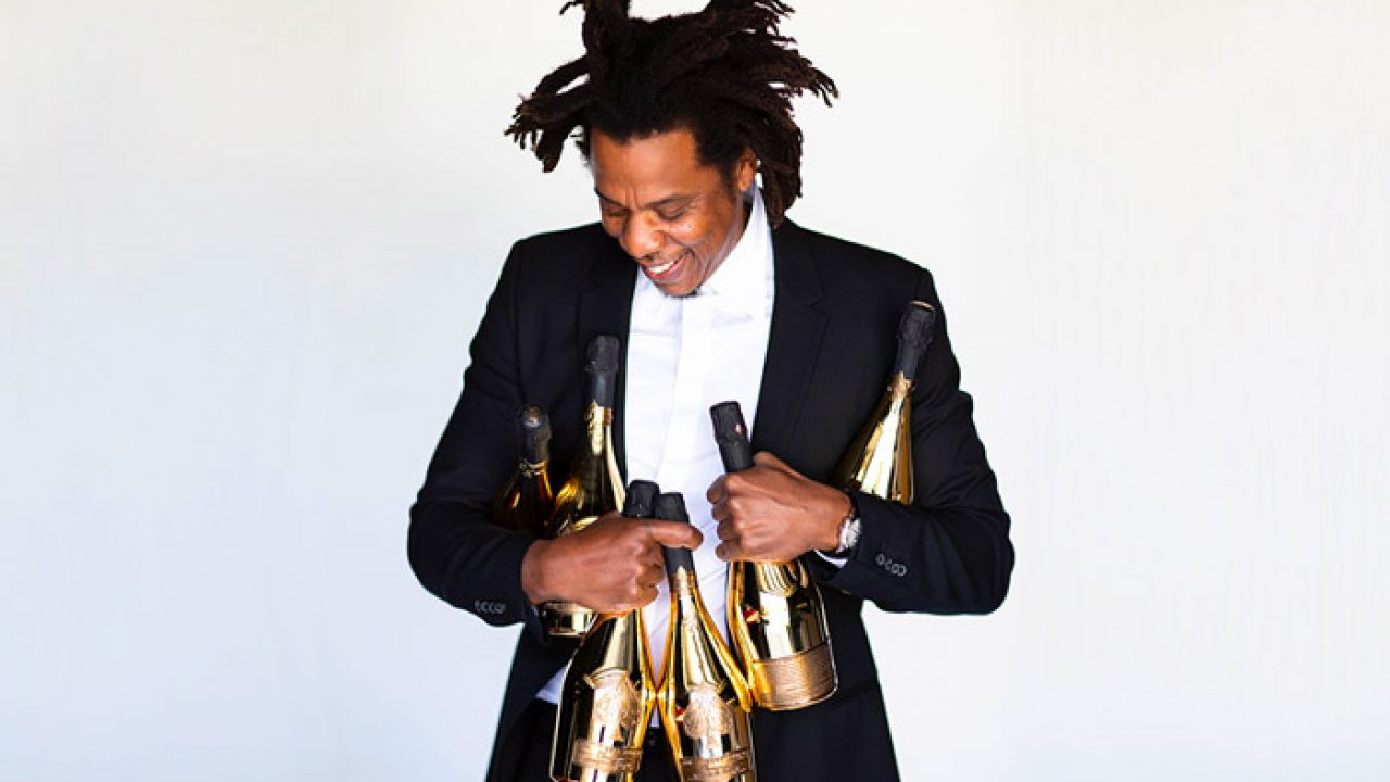 Jay-Z sells 50% stake of his Champagne brand to luxury giant LVMH