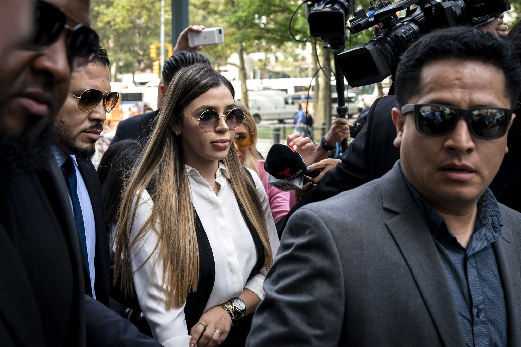 El Chapo's wife, Emma Coronel Aispuro arrested for Drug Trafficking