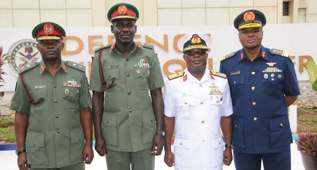 Senate confirms nomination of service chiefs as ambassadors
