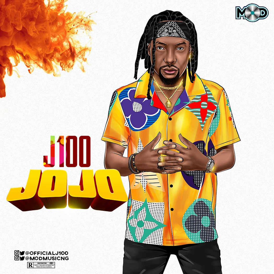 Singer, J100 of MOD RECORDS is out with his hit Single JOJO lindaikejisblog