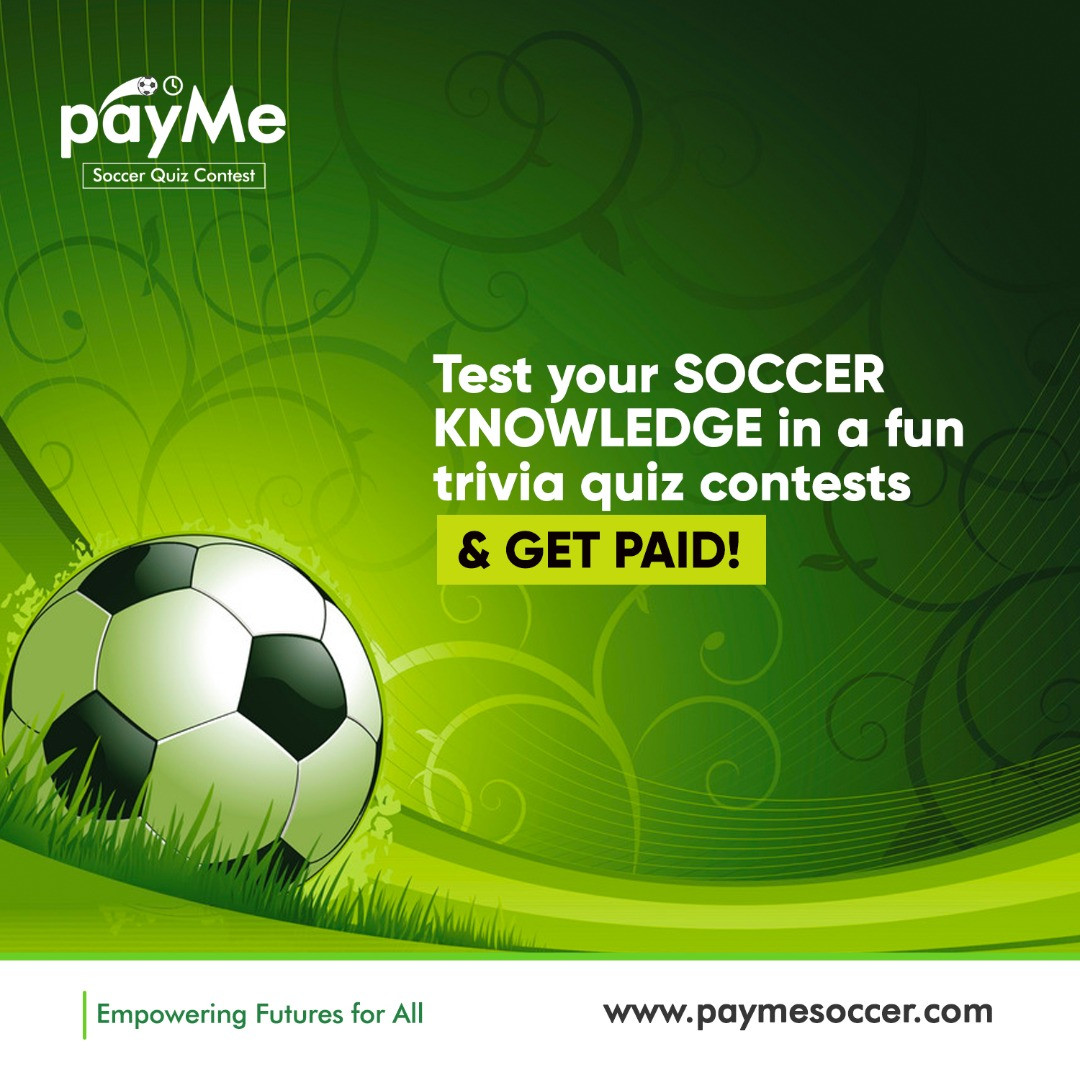 How would you love to win ONE MILLION NAIRA MONTHLY, just for the love and knowledge of soccer lindaikejisblog