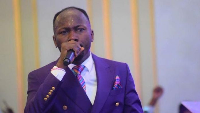 ''It slipped out of my mouth''- Apostle Suleman reacts to viral video of him praying COVID19 shouldn't end