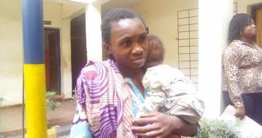 Police arrest woman for trying to sell her baby for N40k in Ebonyi
