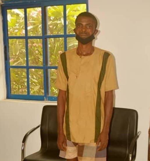 Man arrested for abducting former neighbour's two kids for child labour and sexual satisfaction