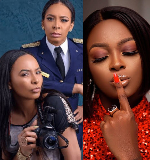 Tboss, her sister Wendy, and her fans drag Ka3na for claiming she trademarked ''BossLady''