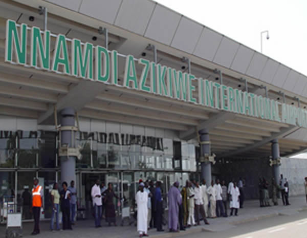 Abuja Airport rated best in Africa