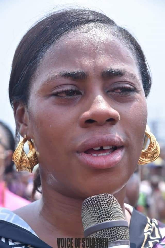 See what Prophetess Rose did with Sixty Million Naira