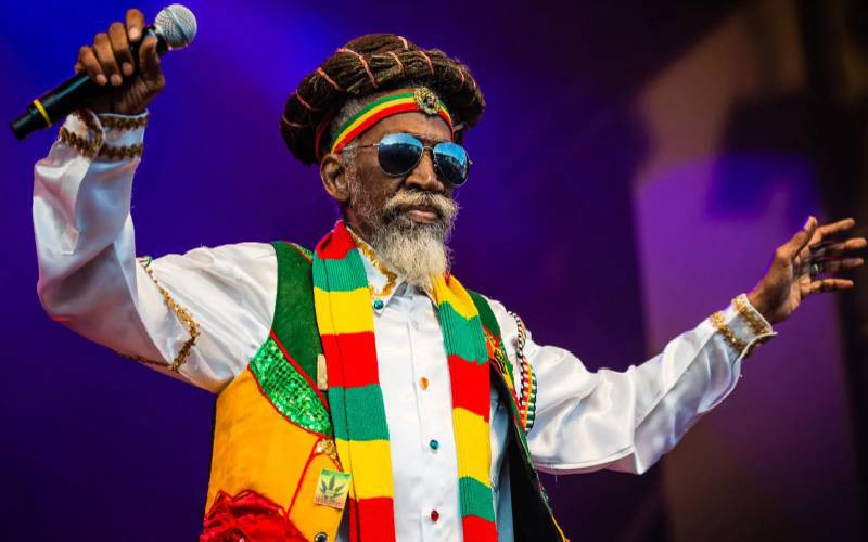 Reggae legend, Bunny Wailer, who found fame with Bob Marley is dead