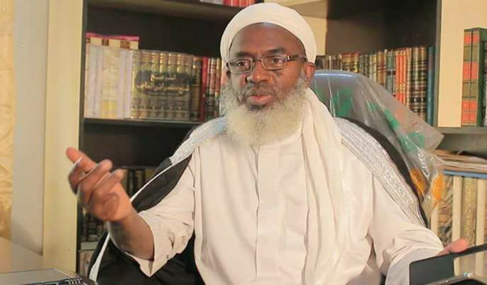 If Nigeria forgave coup plotters and those that instigated civil war, I see no reason why we can not accept bandits' repentance - Sheikh Gumi