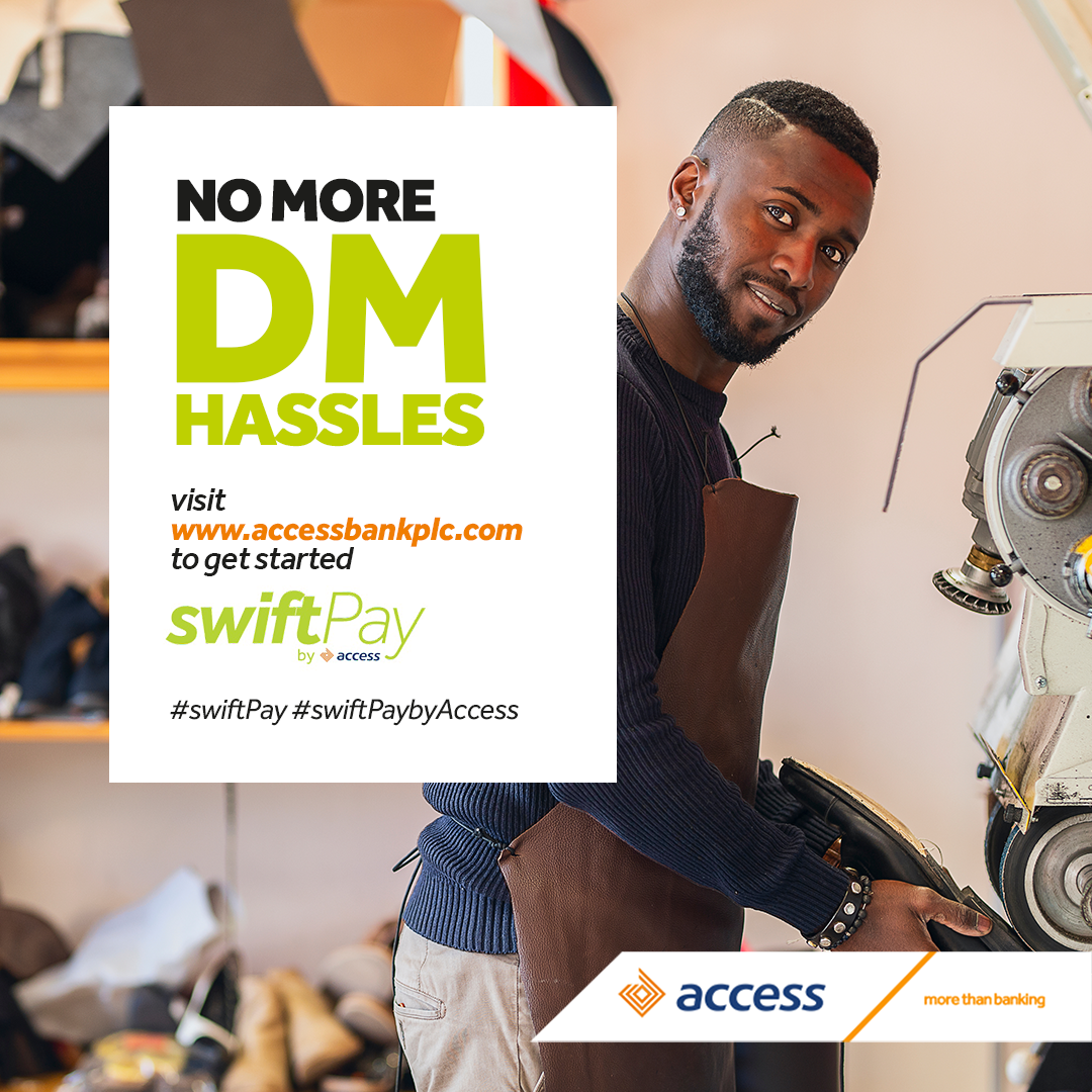 Access Bank unveils SwiftPay to boost Digital Payments for SMEs lindaikejisblog1
