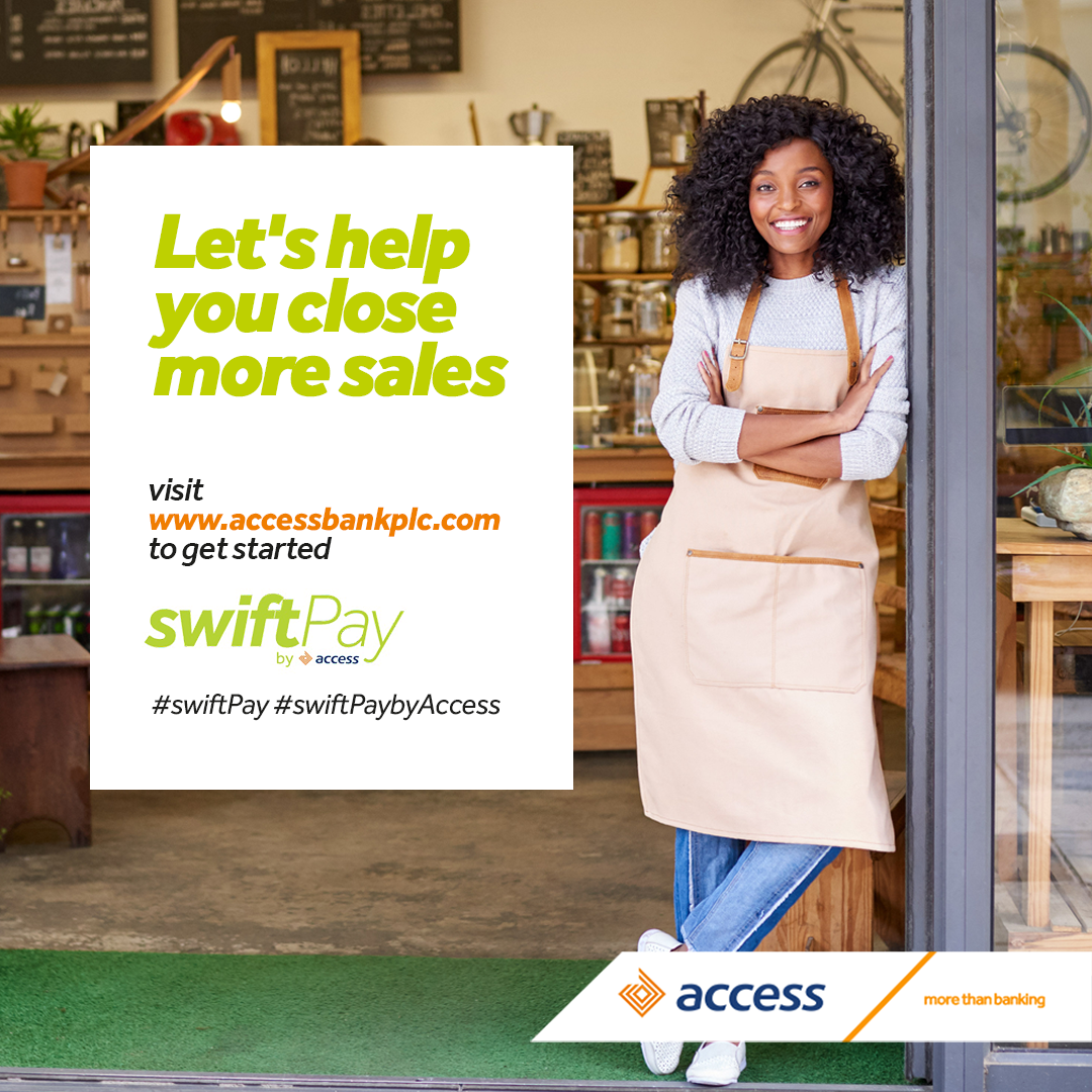Access Bank unveils SwiftPay to boost Digital Payments for SMEs lindaikejisblog2