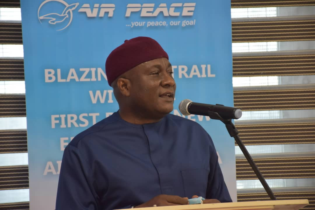 A tribute to Mr Allen Onyema Chairman of Air Peace lindaikejisblog1