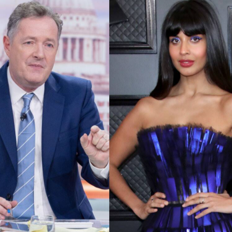 """""""I almost killed myself a year ago because of Morgan's relentless campaign of lies and hatred against me"""" Actress, Jameela Jamil says"""