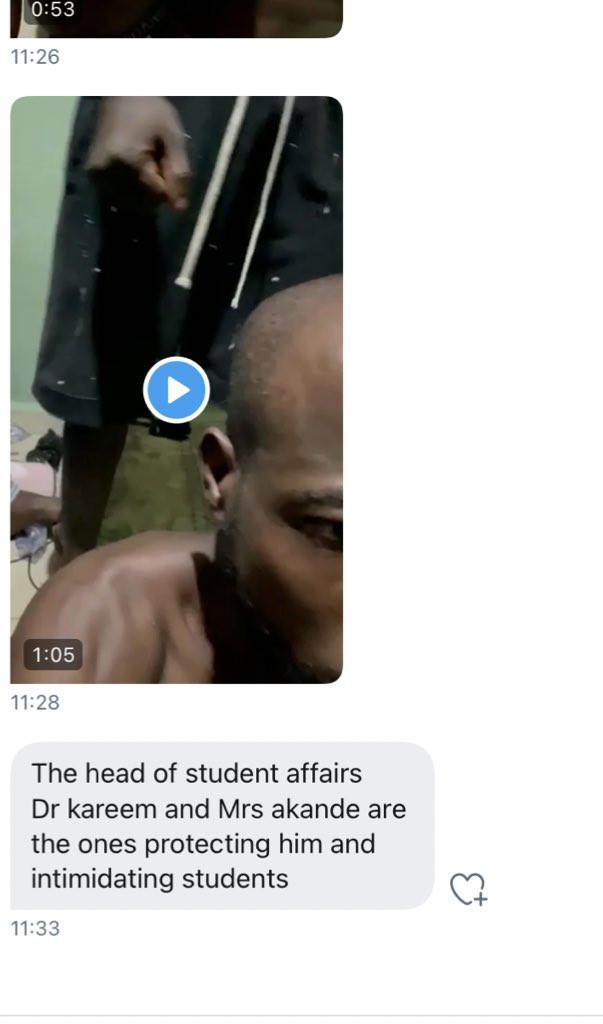 Alleged gay rapist nabbed at Crescent University in Ogun state