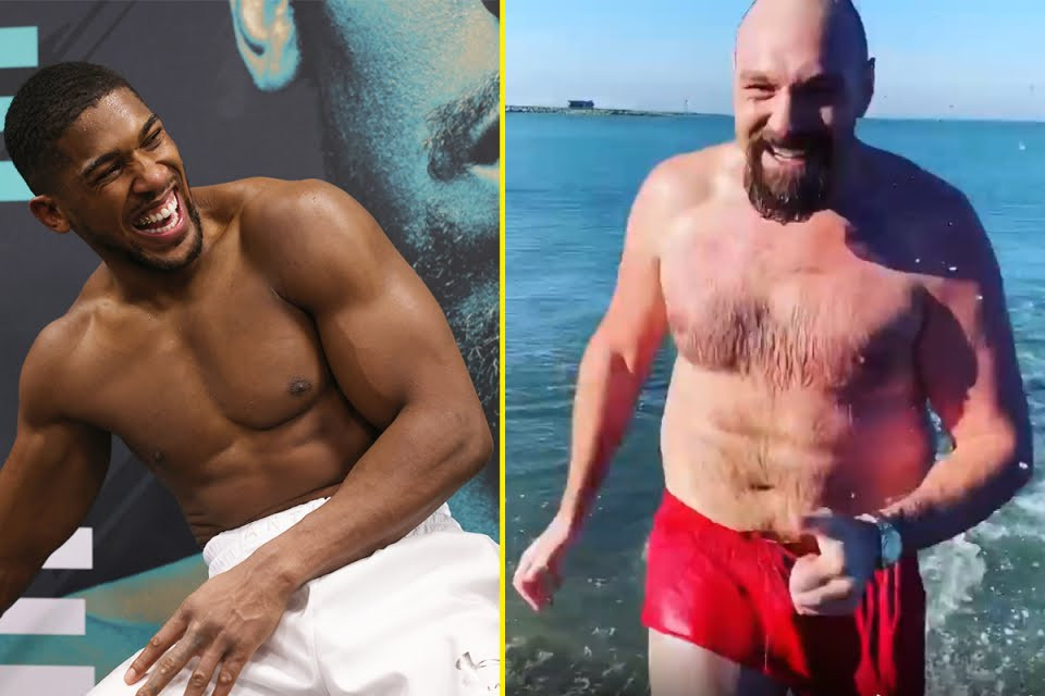 'I am drinking 12 pints of lager a day' - Tyson Fury raises doubts over Anthony Joshua blockbuster fight, says he might fight Deontay Wilder instead