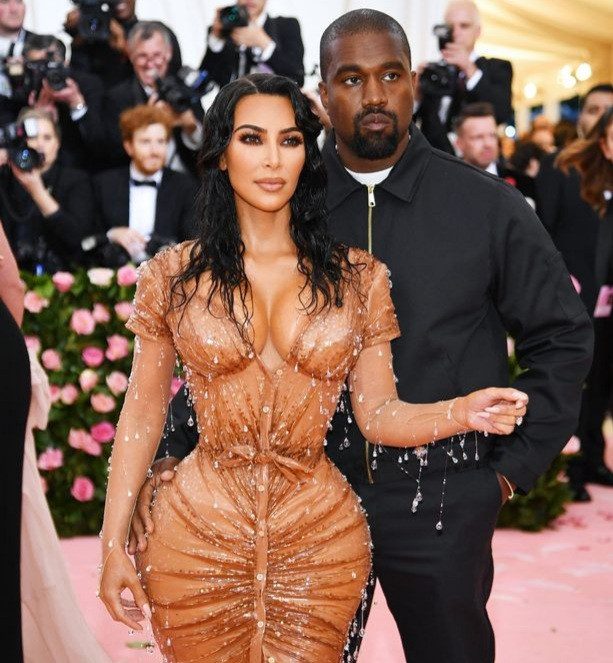 Kanye West reportedly cuts off Kim Kardashian by changing his phone numbers and making her go through security to reach him
