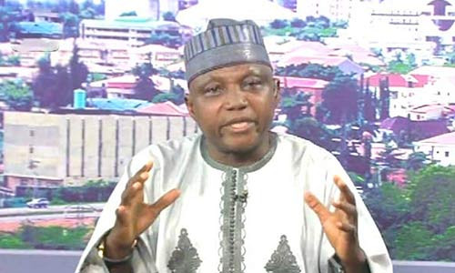 Things like this cannot happen under President Buhari - Garba Shehu denies report of missing arms procurement funds