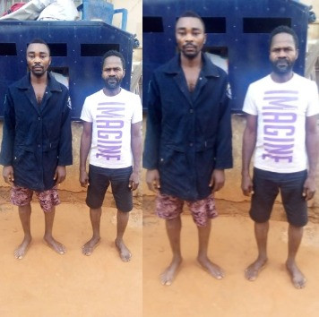 Two arrested for allegedly gang raping 16-year-old girl in Anambra