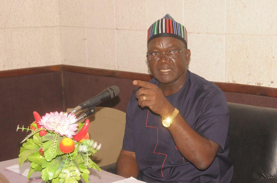 No more amnesty for criminals - Governor Ortom