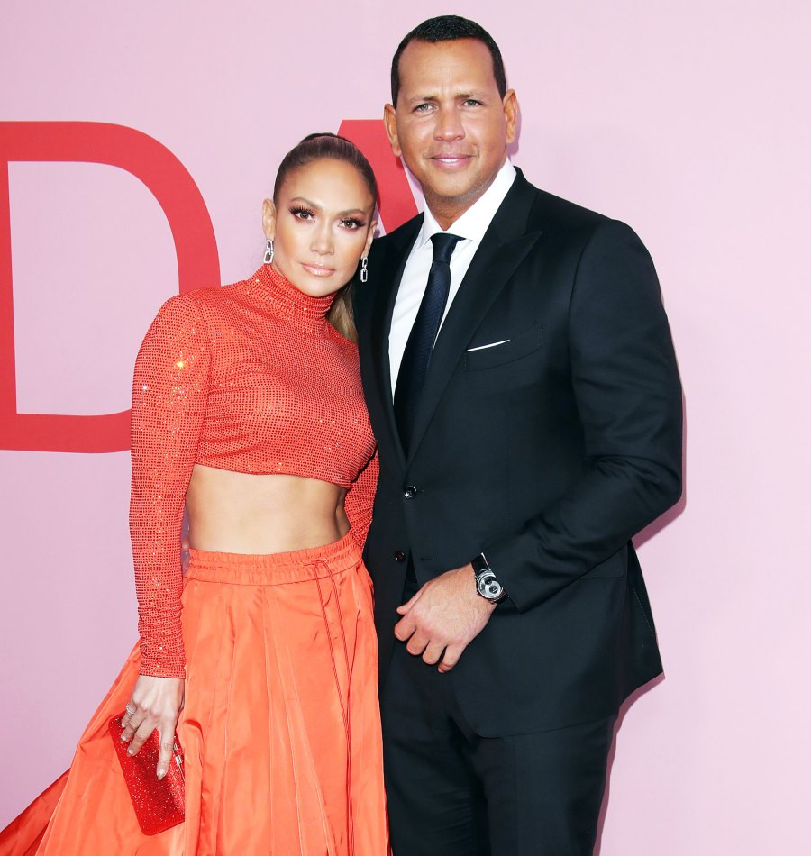 Jennifer Lopez and Alex Rodriguez deny split say they are 'working through some things'