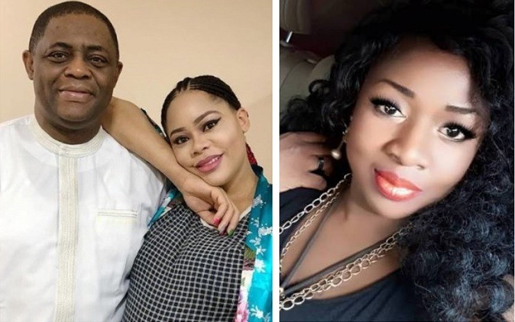 You admitted to me about being naked in the hotel room with a man on the night FFK caught you - FFK's first wife Regina slams estranged wife Precious Chikwendu