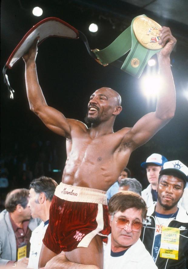 Legendary boxing champion, 'Marvelous' Marvin Hagler dies at 66 1