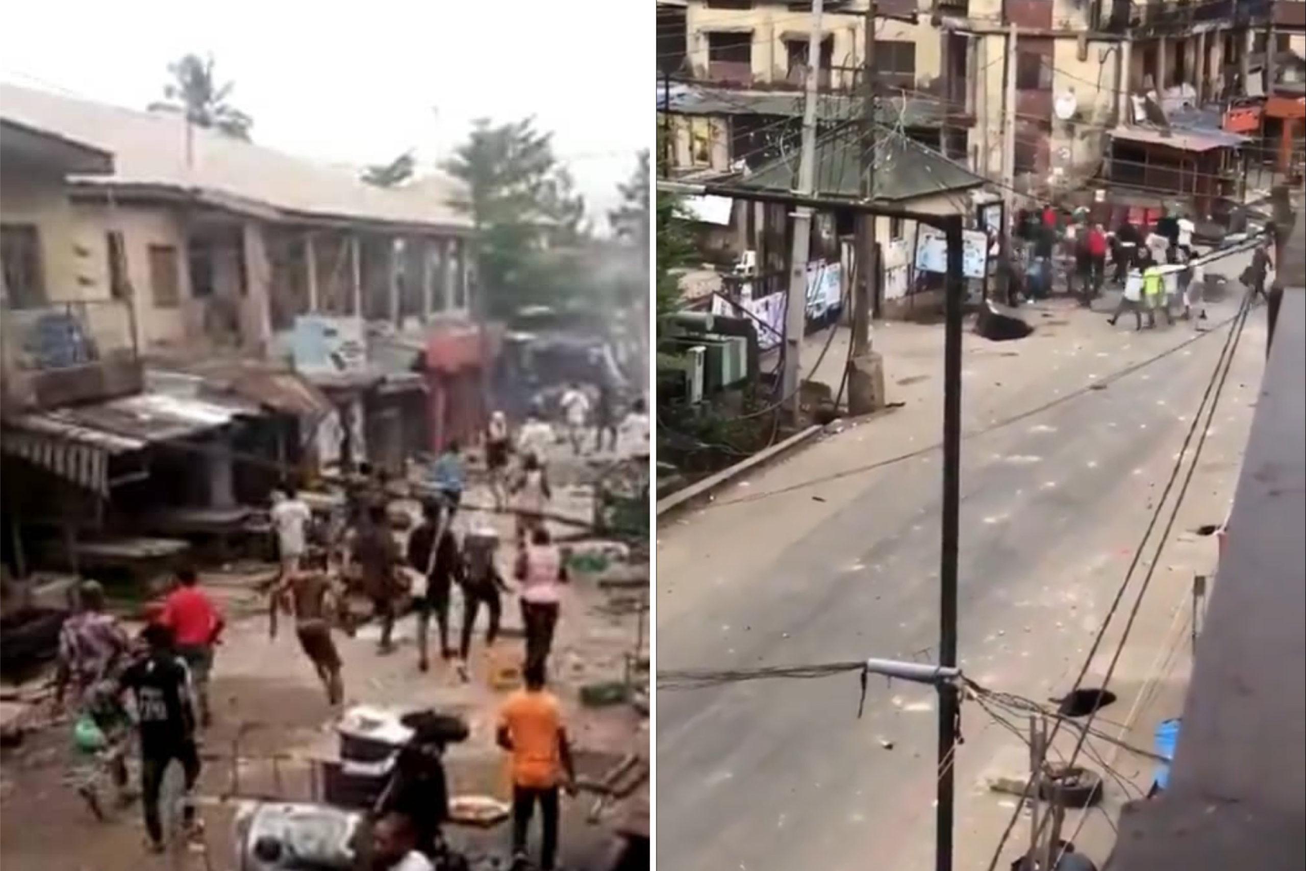 Cultists clashed in Ketu over revenue generation at Ketu fruits market - Lagos Police