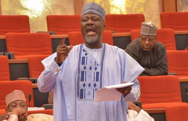 Dont spend over $1.5bn embalming a dead refinery - Melaye tells Buhari