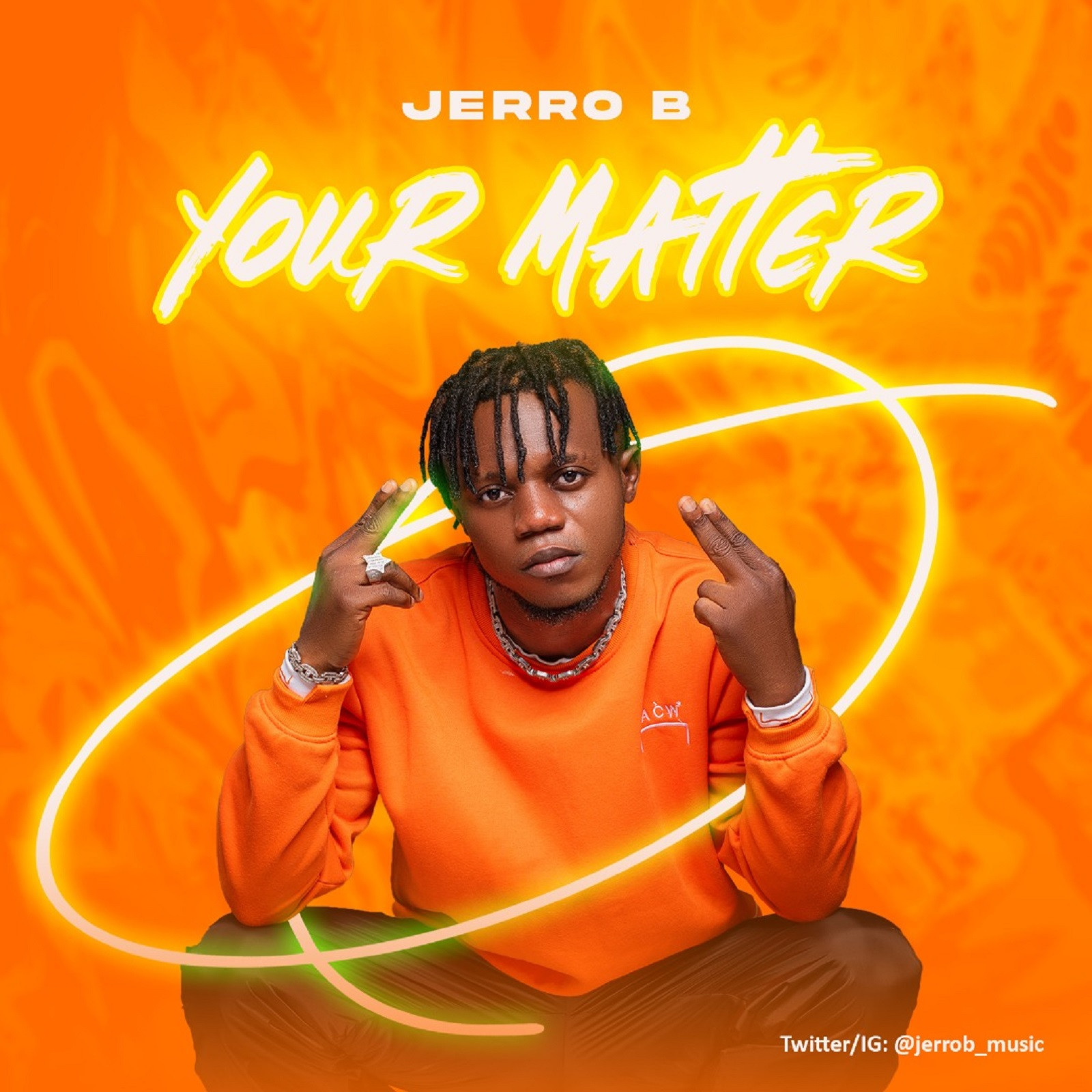 Multi-Talented Singer & Songwriter Jerro B Just Drop Smashing New Record Dubbed Your Matter
