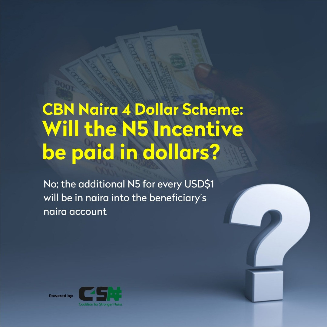 See How You Can Earn N5 for Every One Dollar You Receive From Abroad lindaikejisblog0