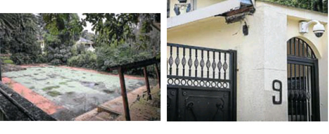 Nelson Mandela's house now an eyesore after family abandoned and failed to pay bills for it 2