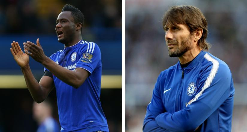 'He made me train on my own for months' - Mikel Obi reveals howAntonio Conte ended his Chelsea career because he represented Nigeria at the Olympics