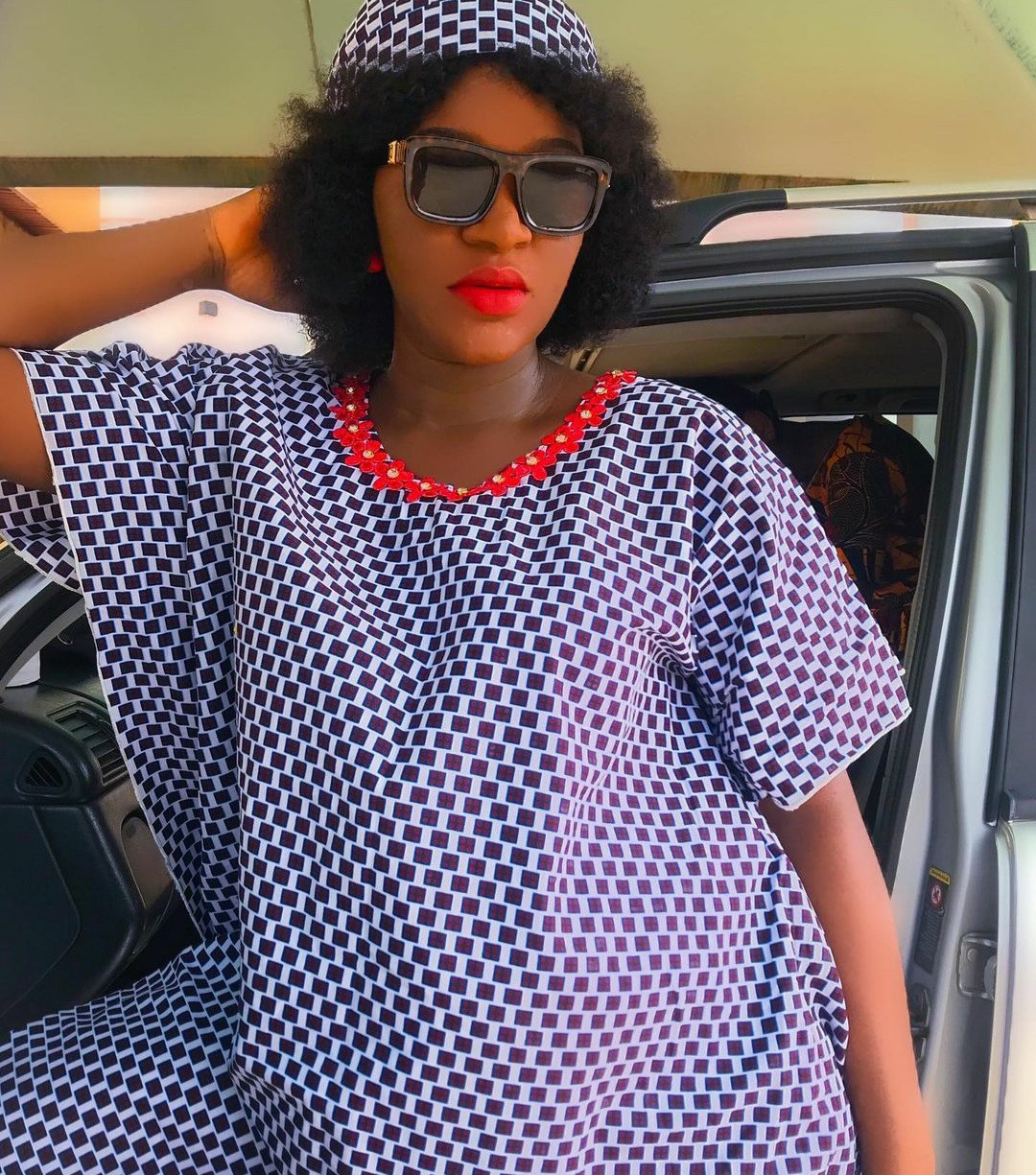 """""""I have seen the light. I'm back"""" Chacha Eke Faani says as she thanks concerned friends who have been reaching out after bipolar diagnosis"""