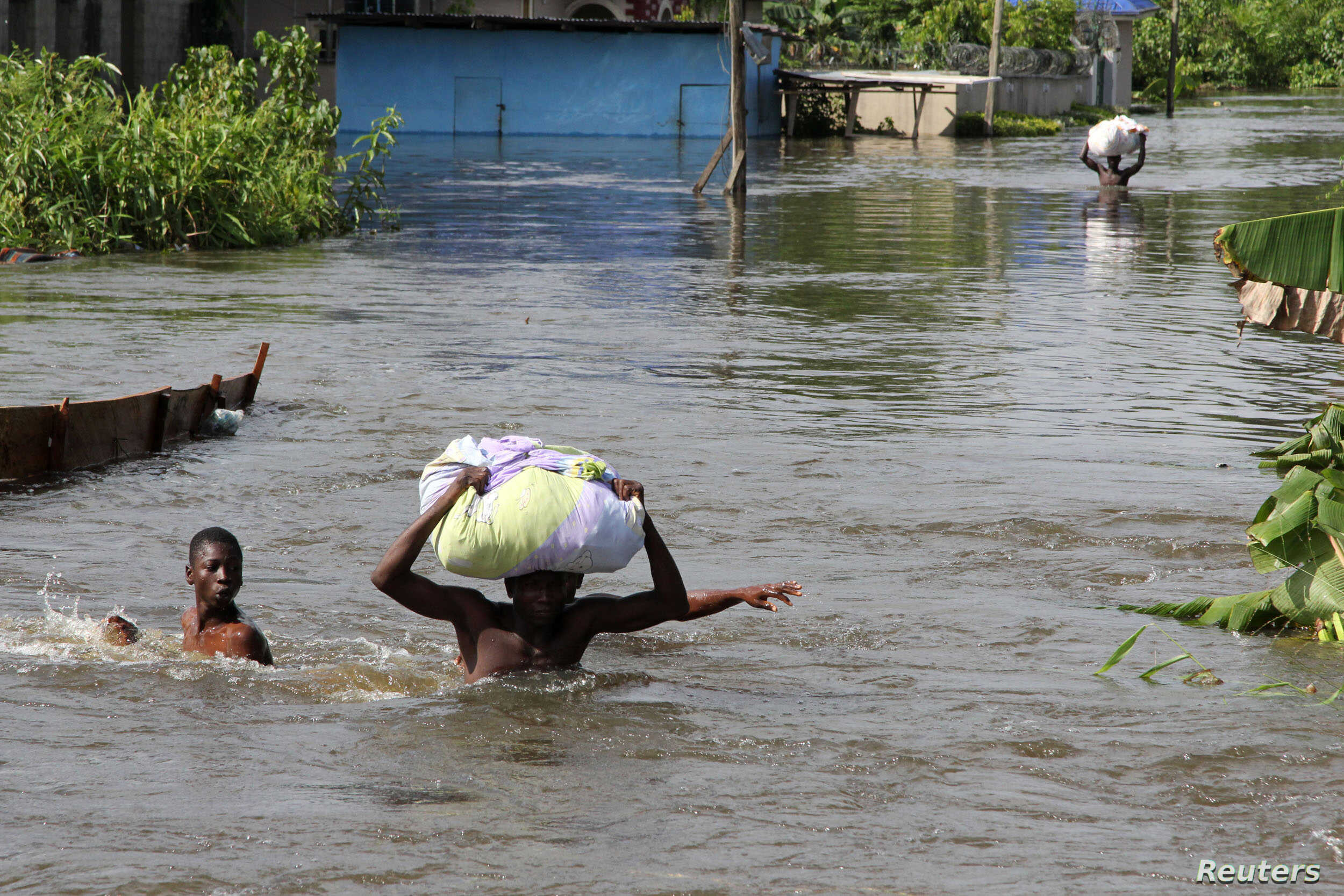 Don't ignore flood alerts - FG warns states