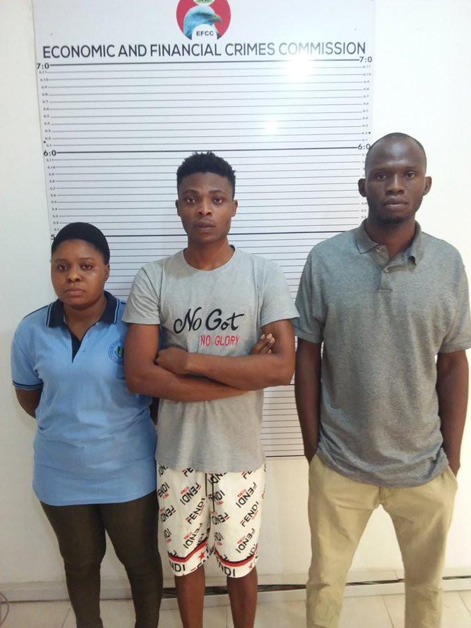 Three fake custom officers arraigned for fraud in Edo