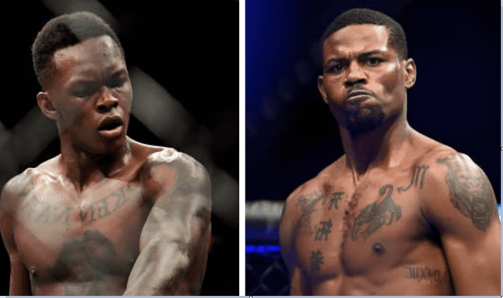 Update: UFC star, Israel Adesanya apologizes for saying he'll rape his fellow fighter