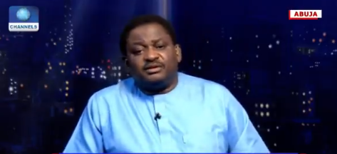 President Buhari never promised to make one Naira equal to one dollar – Presidential aide, Femi Adesina (video)
