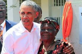 Barrack Obama's grandmother, Mama Sarah Obama, dies aged 99