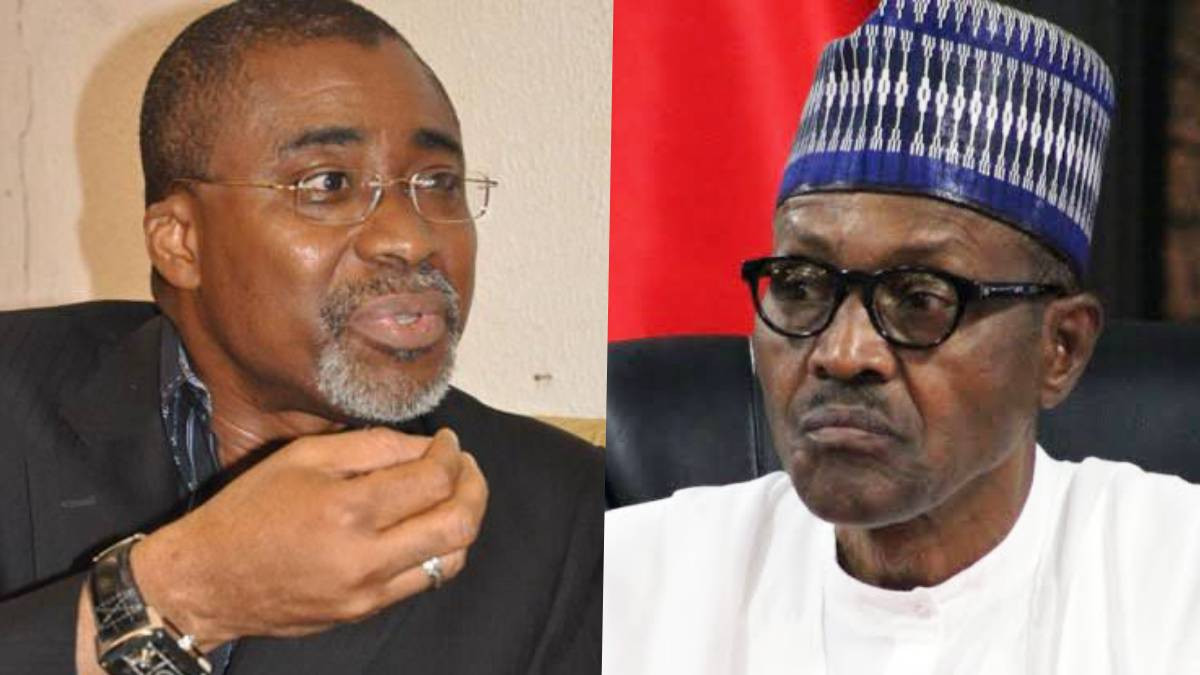 Nobody takes Buhari seriously on insecurity, not even the service chiefs - Abaribe