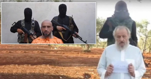 Italian businessmen under investigation for plotting their own fake kidnap with a gang only to be sold by the gang to ISIS terrorists