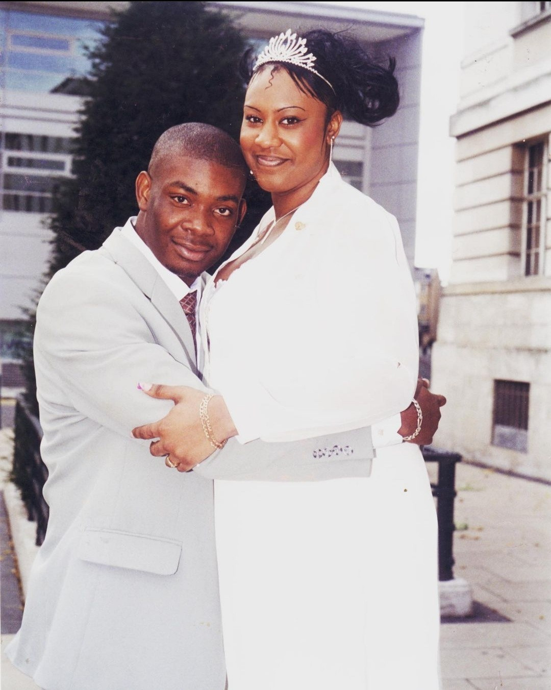 Don Jazzy reveals he was married at age 20 to model, Michelle Jackson, and explains why it ended in divorce