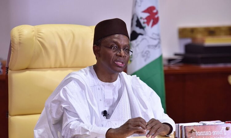 Bandits are attacking Kaduna state because we refused to give them money - Governor El-Rufai