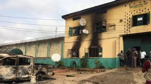 Imo jailbreak: 6 of the escapees have returned voluntarily - Nigerian Correctional Service says