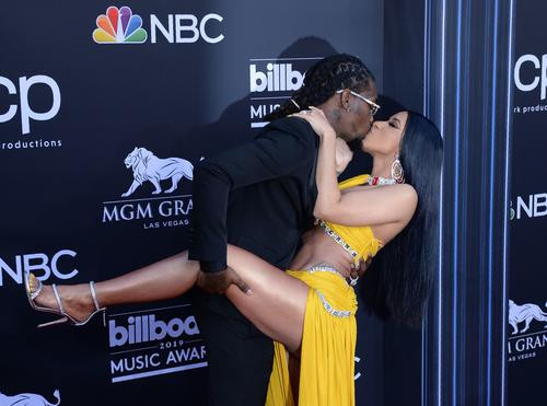 'We f**ked right after' - Cardi B talks getting intimate with her husband Offset shortly after they recorded their 2017 track 'Um Yea'