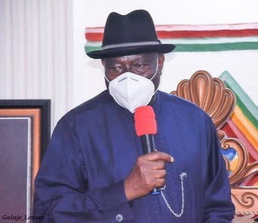 Goodluck Jonathan gives reason for Nigeria's current state
