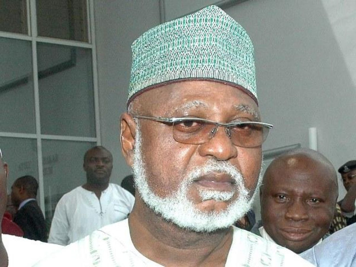Over 6 million illegal weapons in circulation across Nigeria - Former Head of State Abdulsalami Abubakar