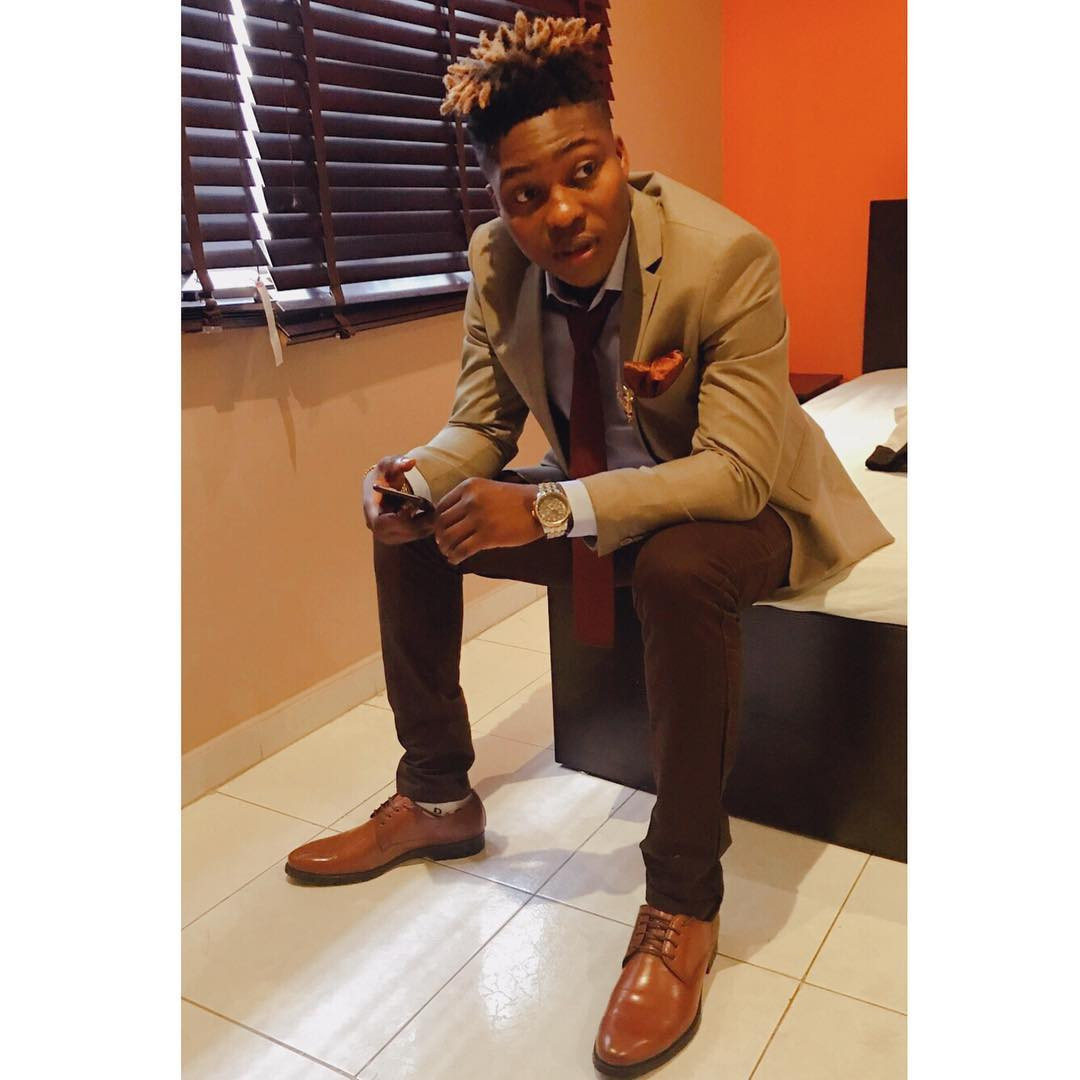 We are not voting in anyone who has no plans of reforming the police for good - Reekado Banks
