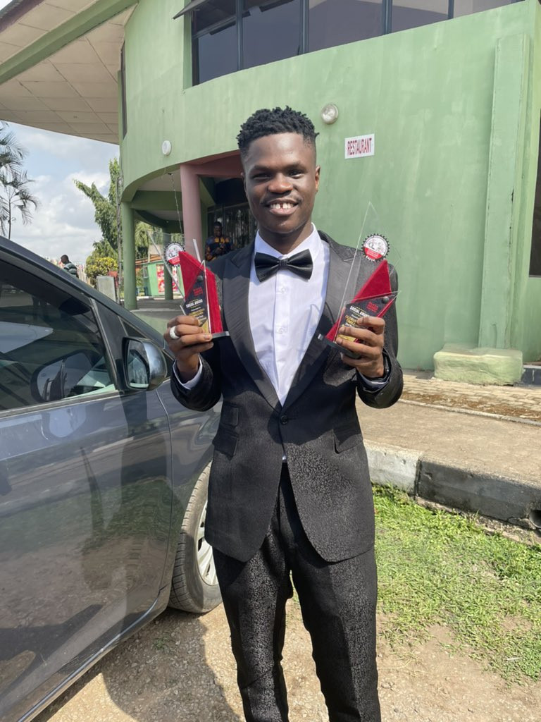 Singer Bad Boy Timz graduates from University