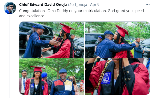 Kogi Deputy Governor, Edward Onoja slams Media Personality Omoyele Sowore over his 'prayer' for his daughter 1
