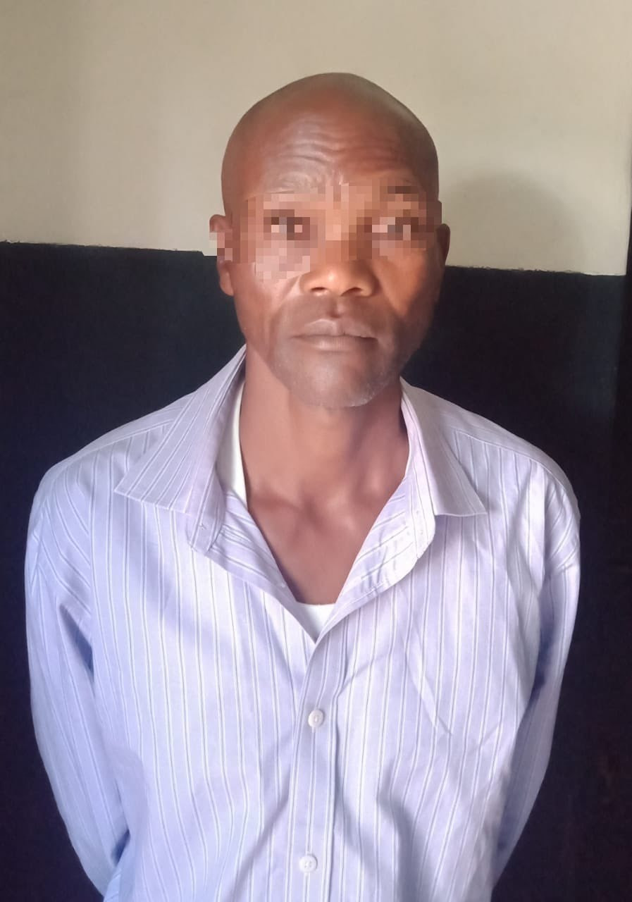 Kenyan man who defiled his 6-year-old daughter arrested after days on the run